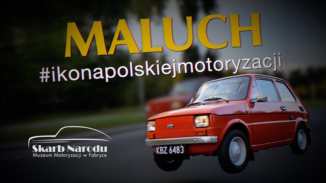 Polski Fiat 126p MALUCH – Ikona Motoryzacji w Polsce