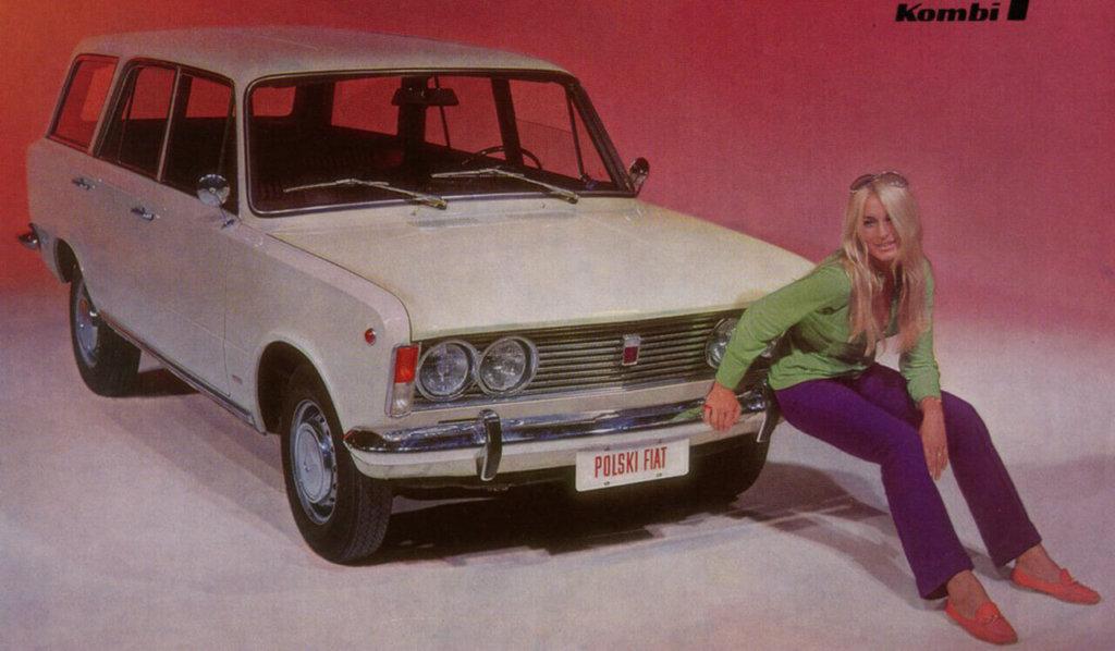 Polski Fiat 152p kombi