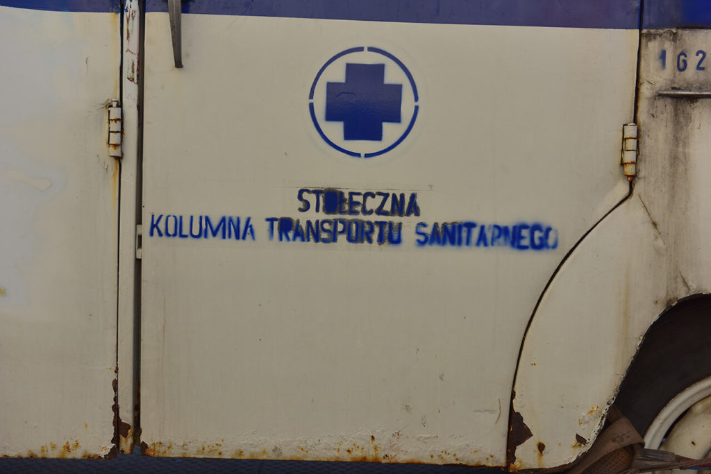 Stołeczna Kolumna Transportu Sanitarrnego