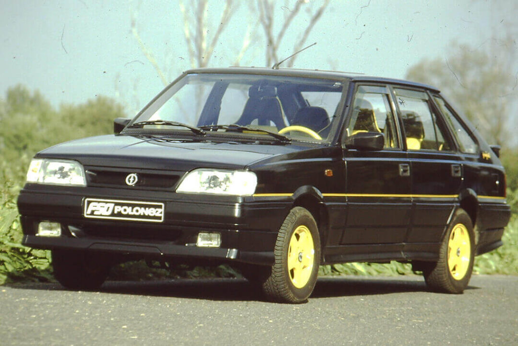 Polonez Caro Orciari 1997
