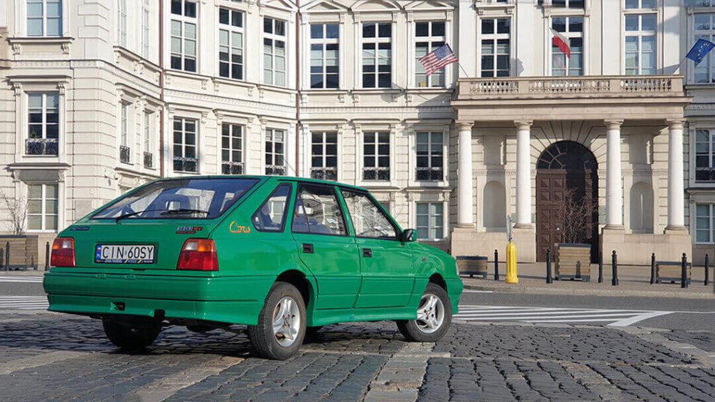 Polonez Caro Orciari - Warszawa 2021