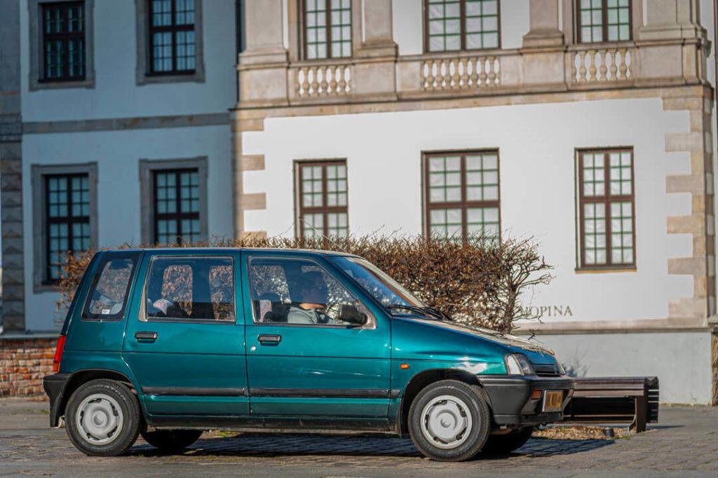 Daewoo Tico trafia do Muzeum Skarb Narodu