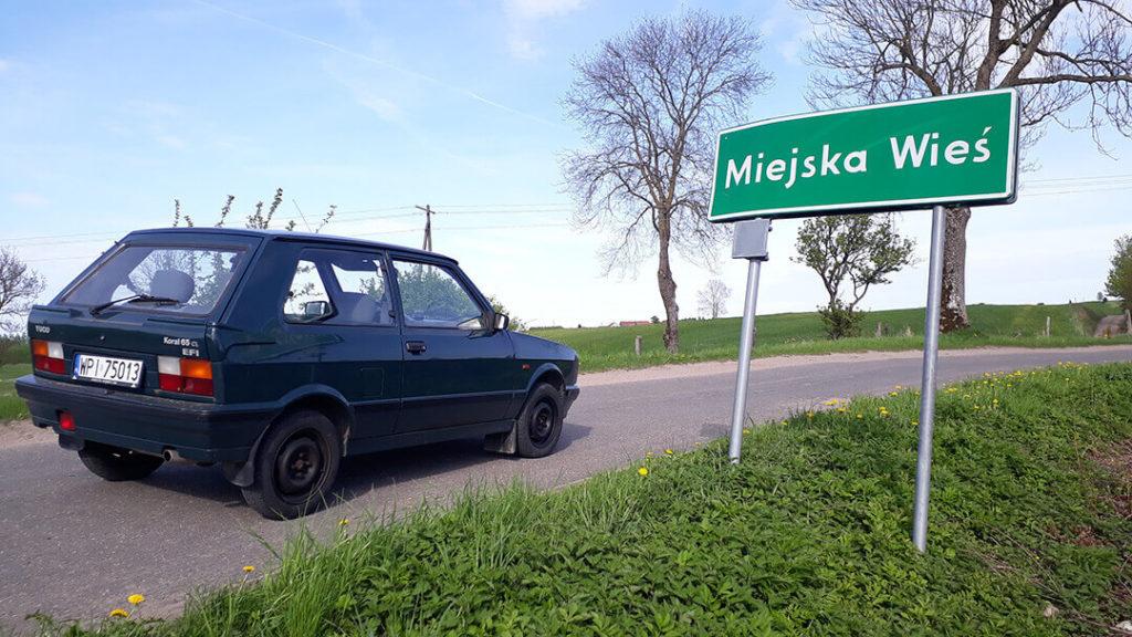 Miejskawieś - wyprawa po Lublina