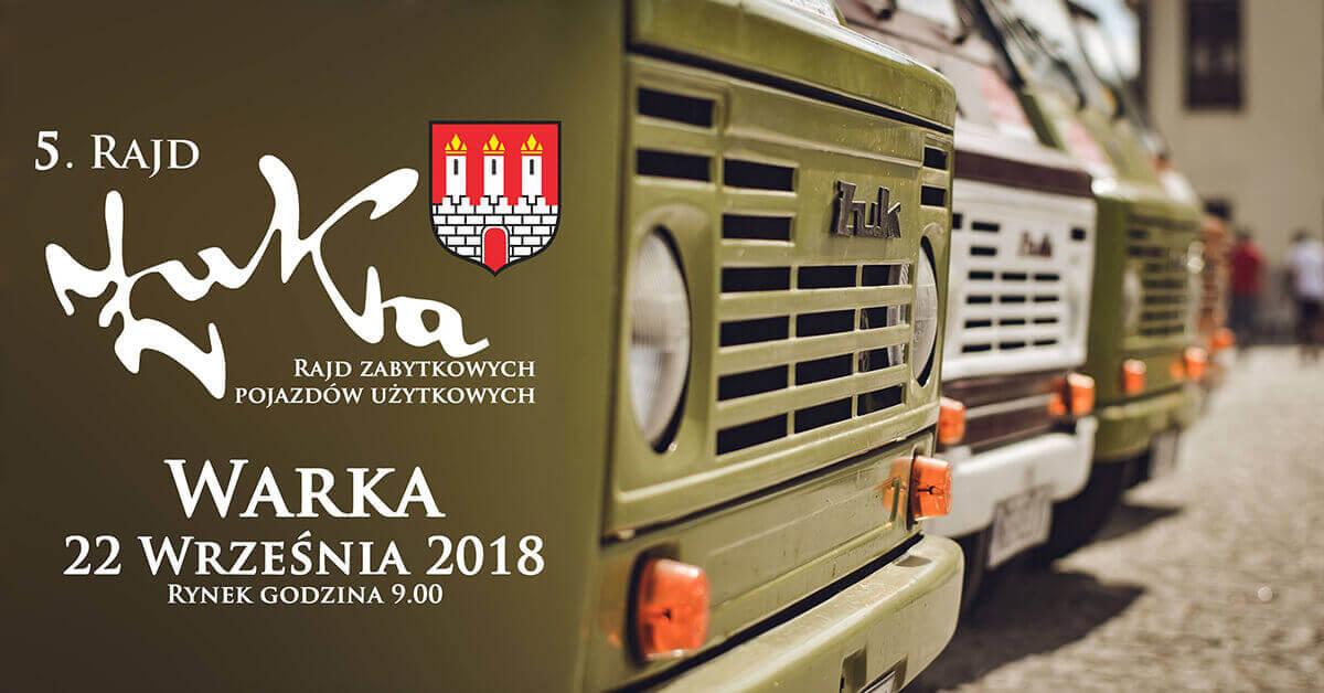 Read more about the article Pięć edycji Rajdu Żuka