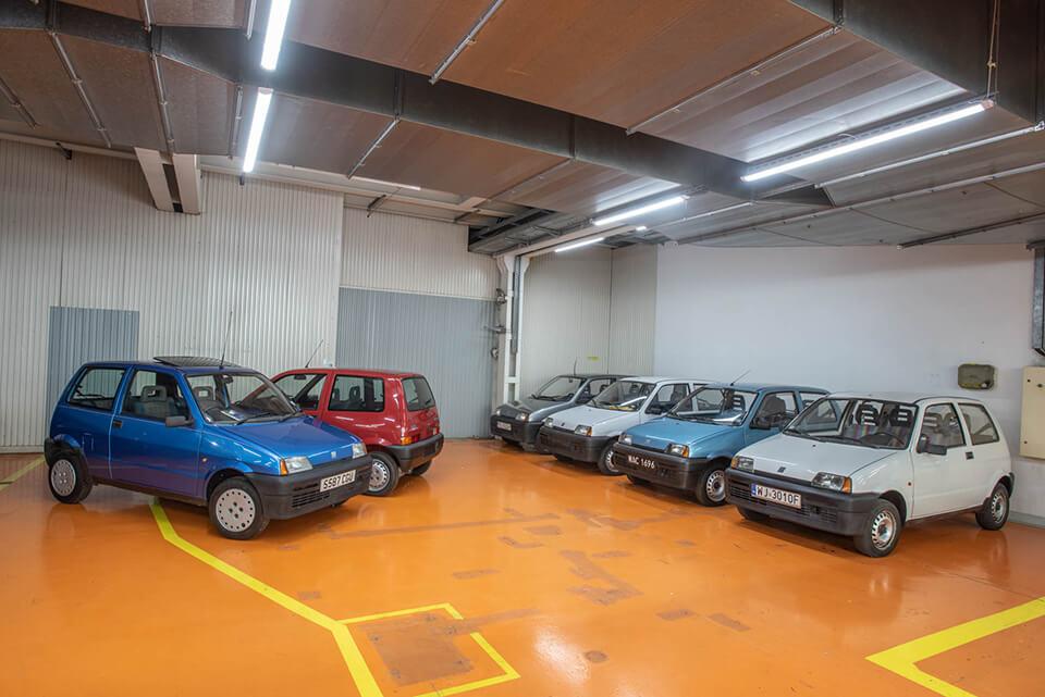 Trzydziestolecie Fiata Cinquecento