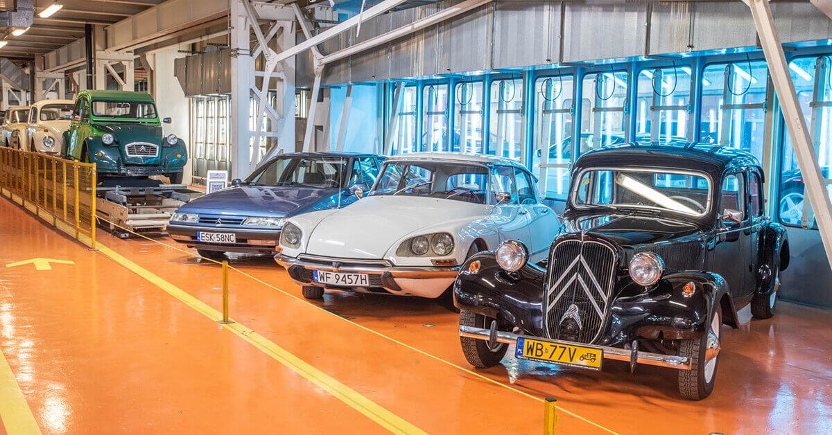 Read more about the article Wielkie otwarcie III sezonu wystawy motoryzacyjnej Klasyki w FSO
