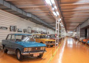Sekcja Polskiego Fiata w Muzeum SKARB NARODU