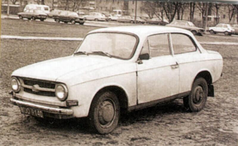 Syrena Laminat 004 - 11 Czerwiec 1986 - 3 Marzec 1989