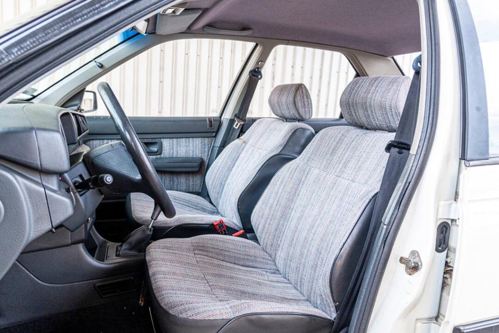 Peugeot 405 - przednie fotele