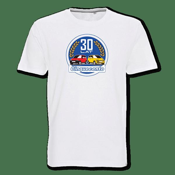 Koszulka 1 Rajdu Cinquecento